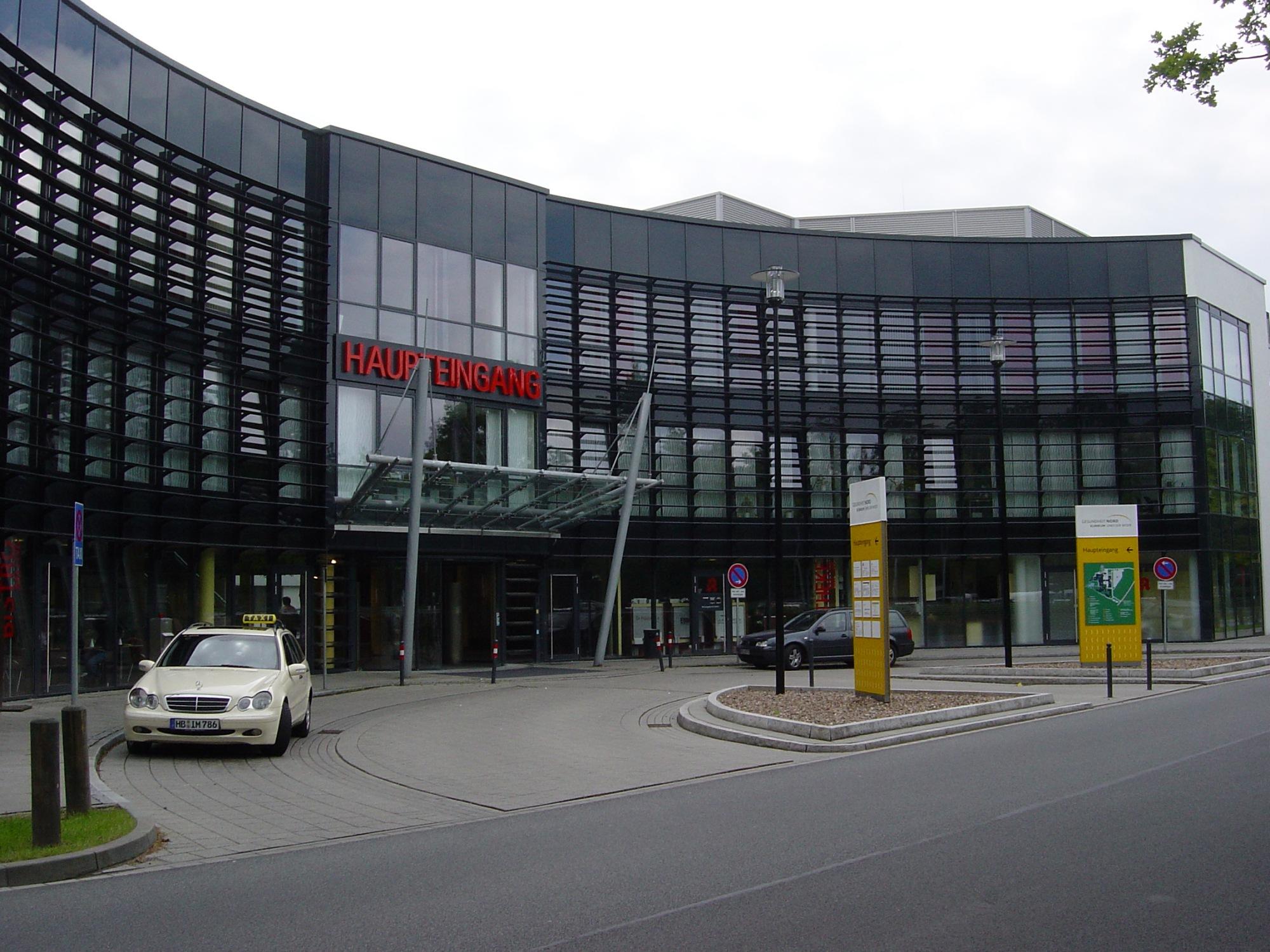 Klinikum Links Der Weser