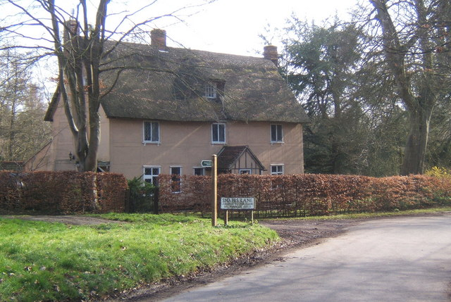 Brent Eleigh house - geograph.org.uk - 724763