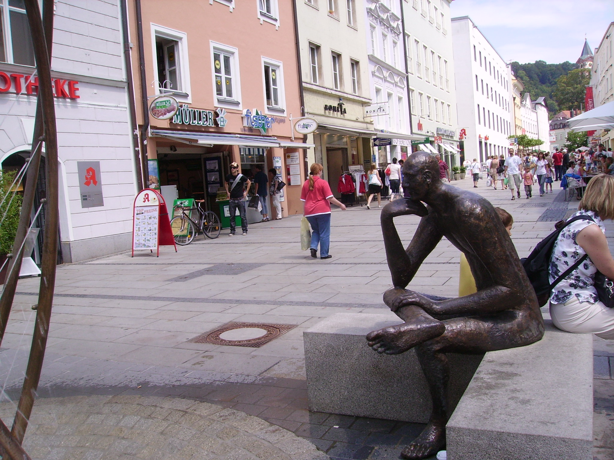 Resultado de imagen para passau ludwigstrasse