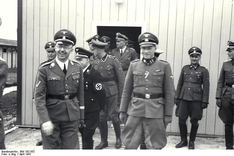 США и Германии укрывала генерала гестапо