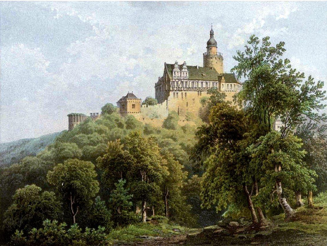 file burg falkenstein sammlung duncker jpg wikimedia commons