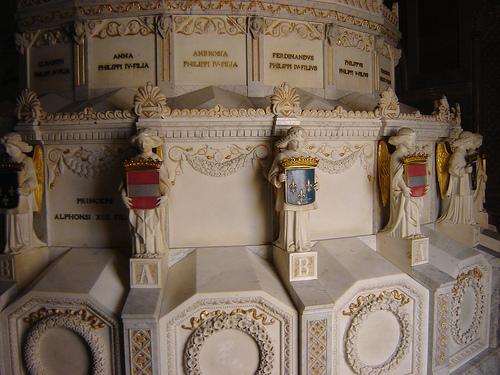 Archivo:Camara infantes San Lorenzo de El Escorial.jpg