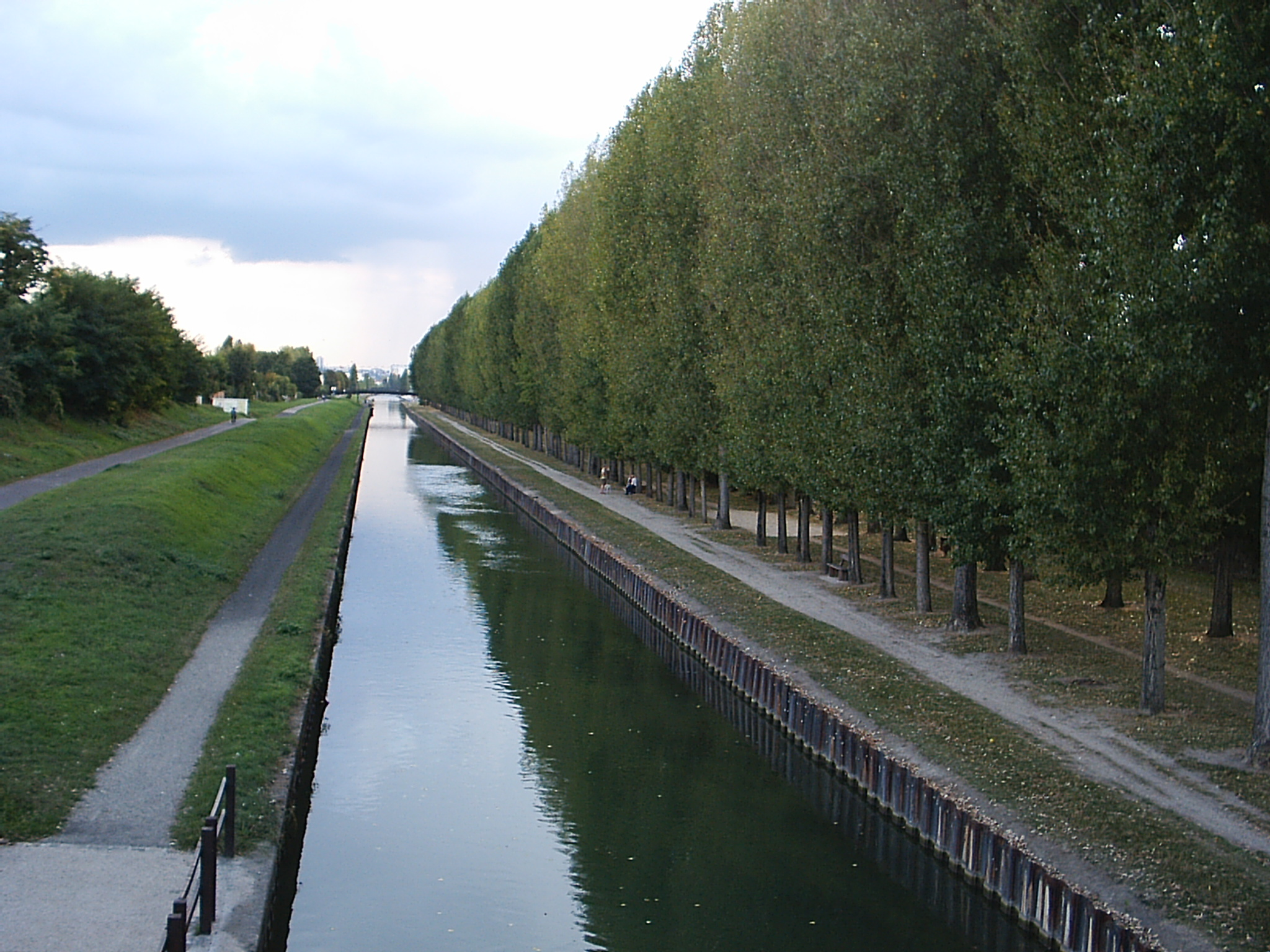 file canal de l 39 ourcq aulnay sous wikimedia commons. Black Bedroom Furniture Sets. Home Design Ideas