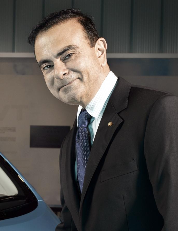 Carlos Ghosn Wikipedia