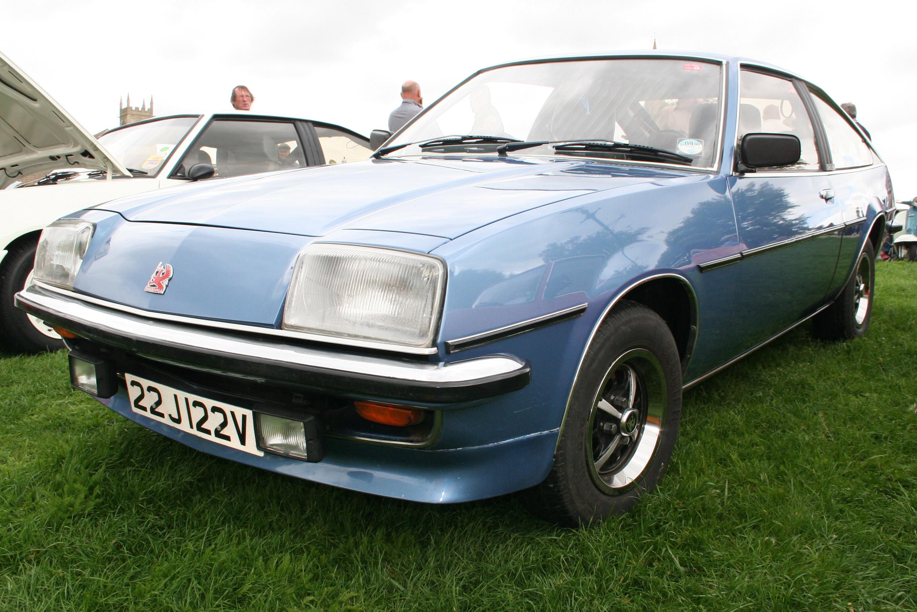 Vauxhall Cavalier - Wikiwand