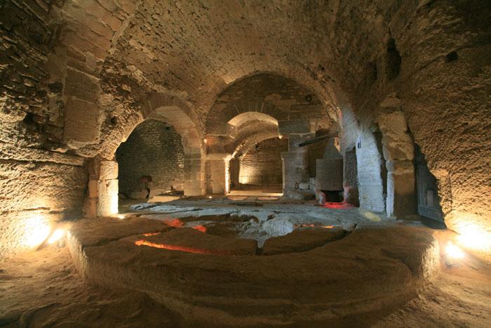 Cave Saint Firmain Gordes by JM Rosier 1