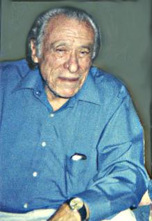 Charles Bukowski cover