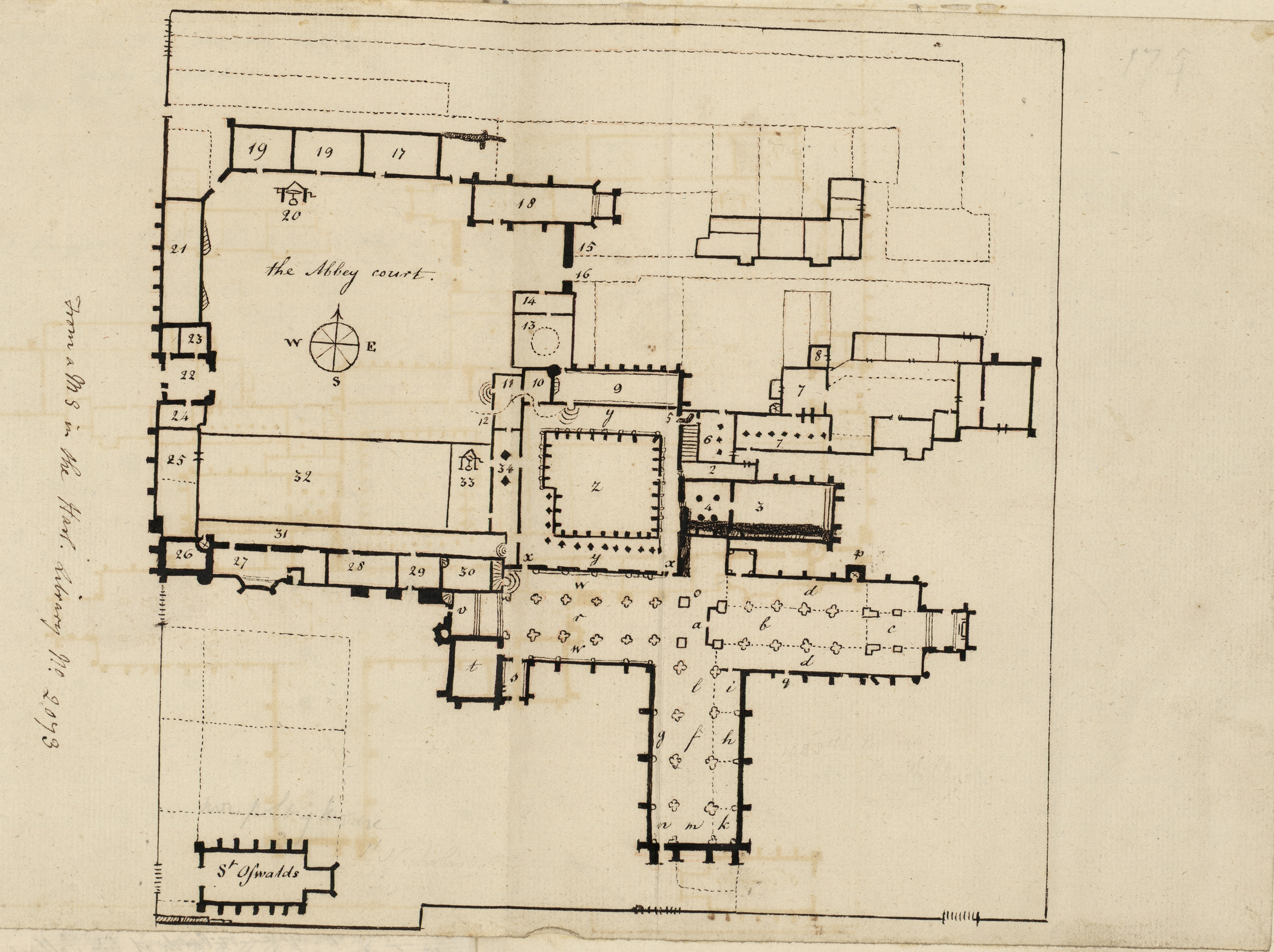 File:Chester Catheadral plan jpg - Wikimedia Commons