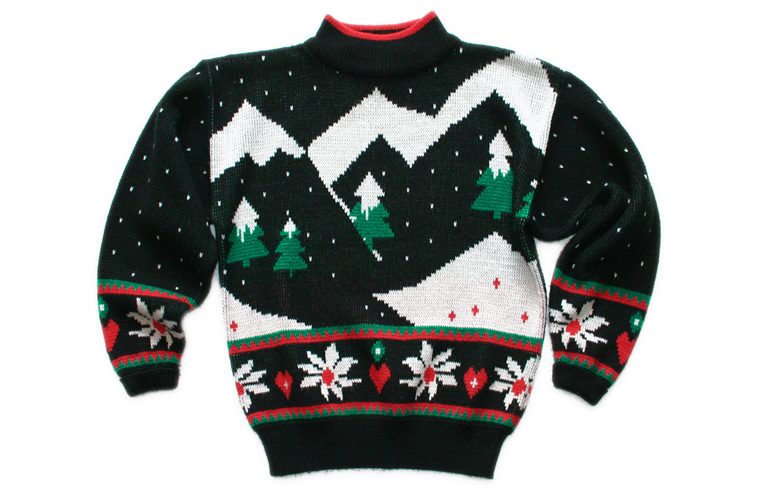 e28de12dae0 Christmas jumper - Wikipedia