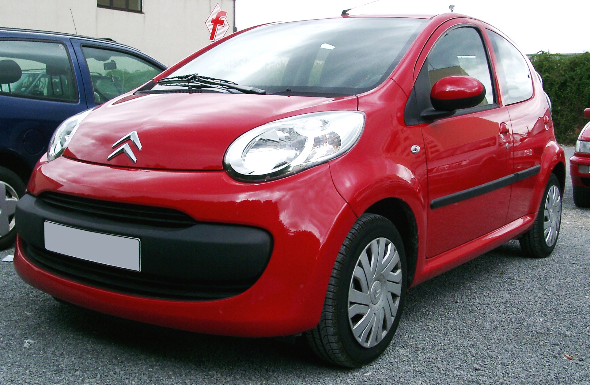 Description Citroen C1 front 20070511.jpg