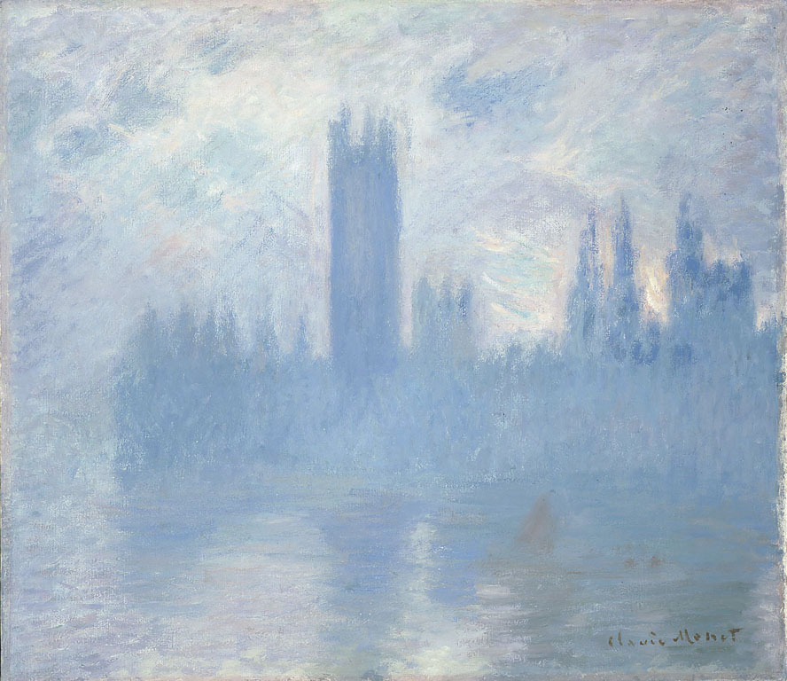 Houses Of Parliament Monet Series Wikipedia
