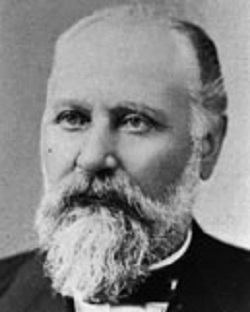 Claus Spreckels American rail entrepreuner