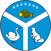 File:Coat of Arms of Kobyaisky rayon (Yakutia).png