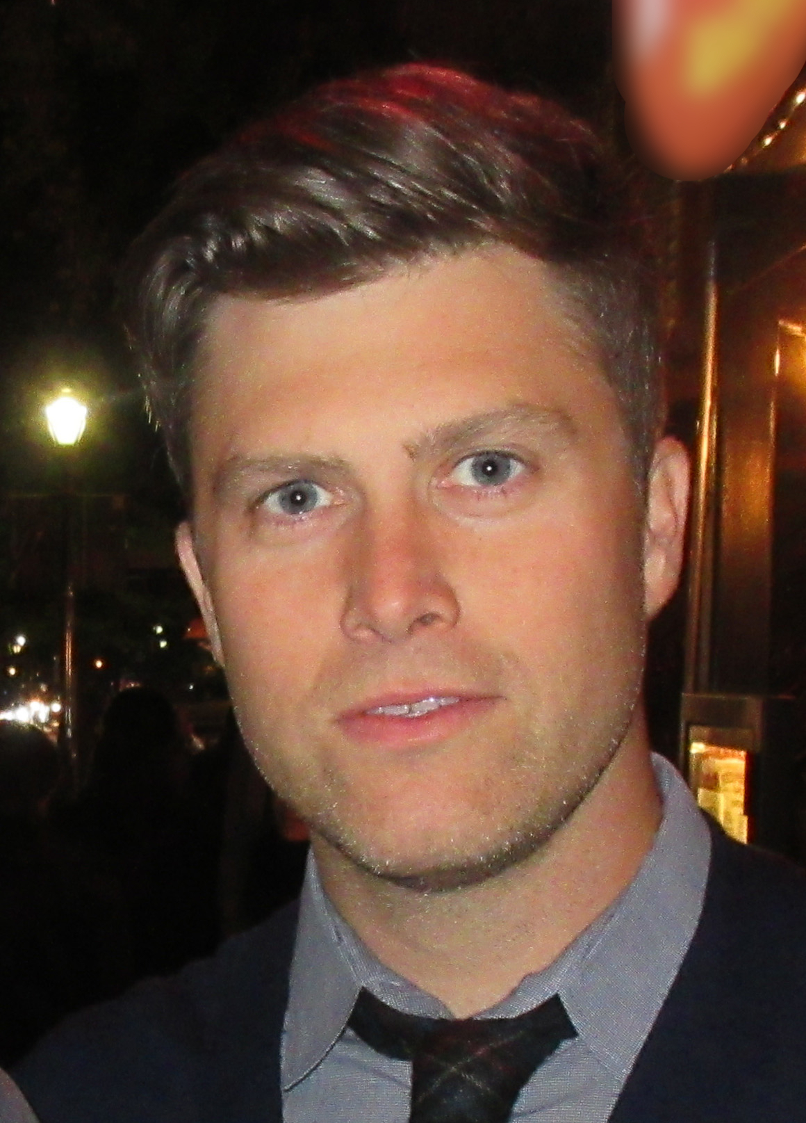 Colin Jost - Wikipedia