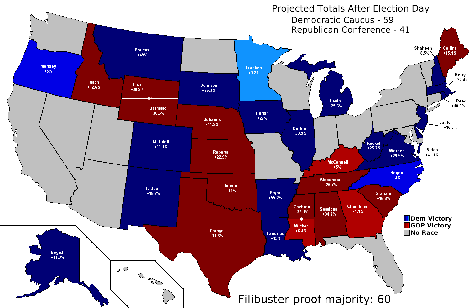 FileCurrent US Senatorial Polling MapPNG Wikimedia Commons - Us current election map