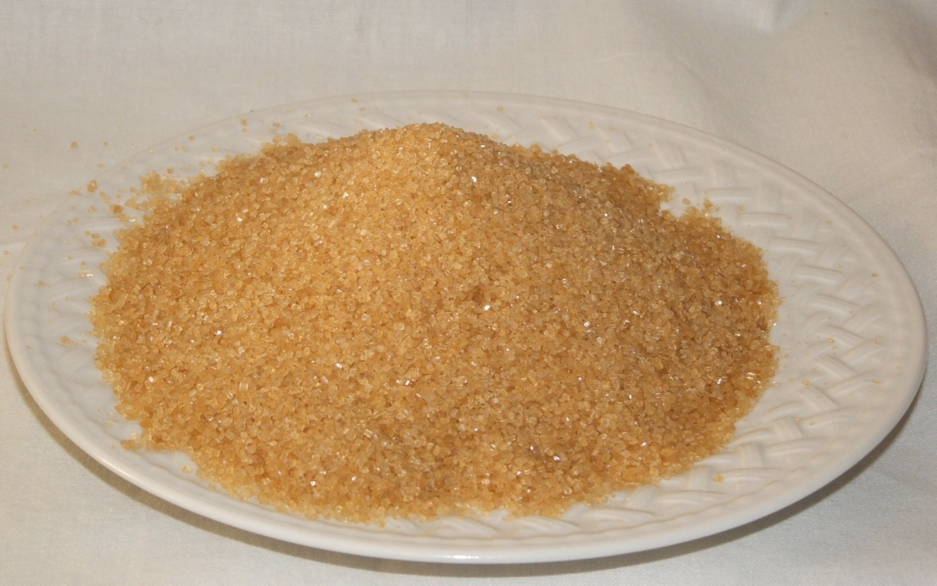 Demerara Sugar In Cakes
