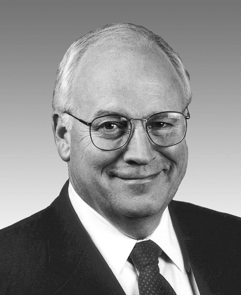 unauthorized biography of dick cheney