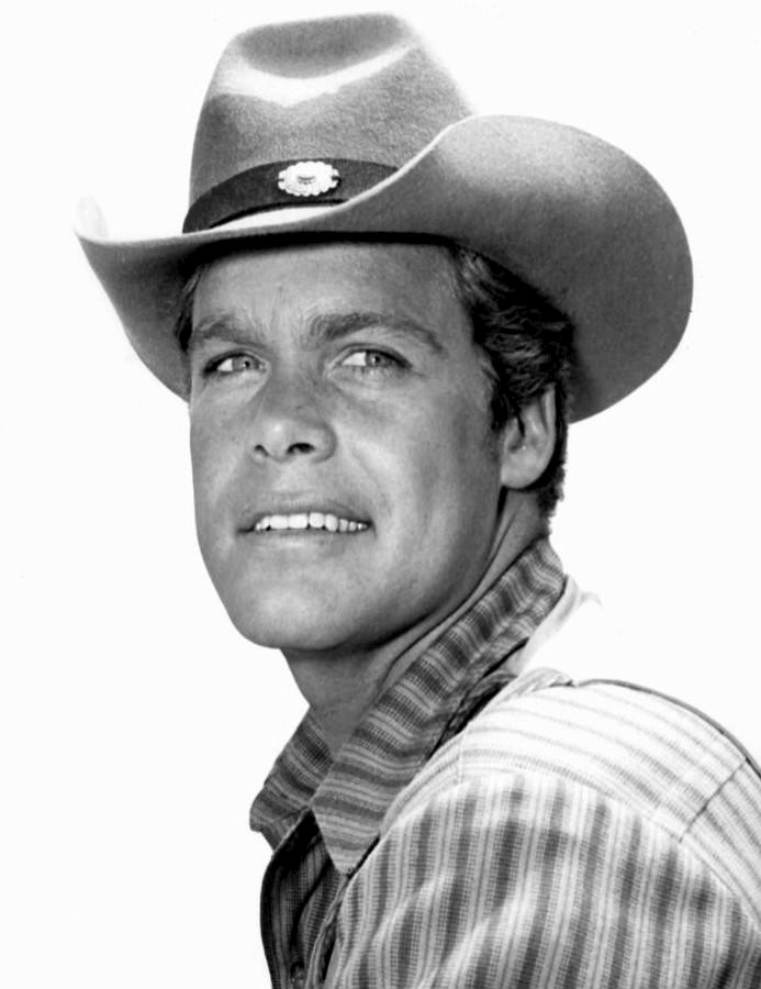 Doug McClure, who played Trampas in The Virginina, a western TV series