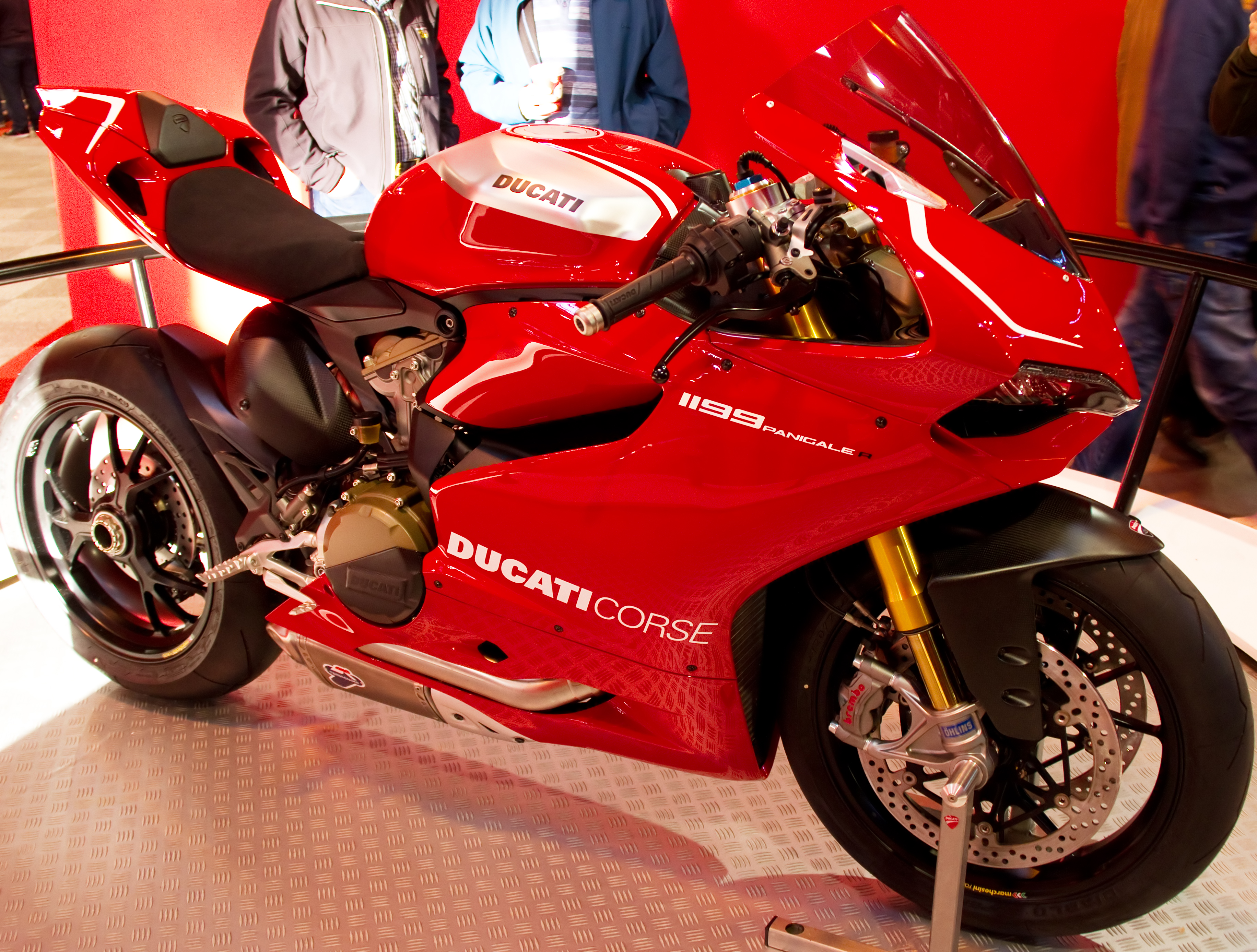 Ducati  Panigale Sc Project Exhaust