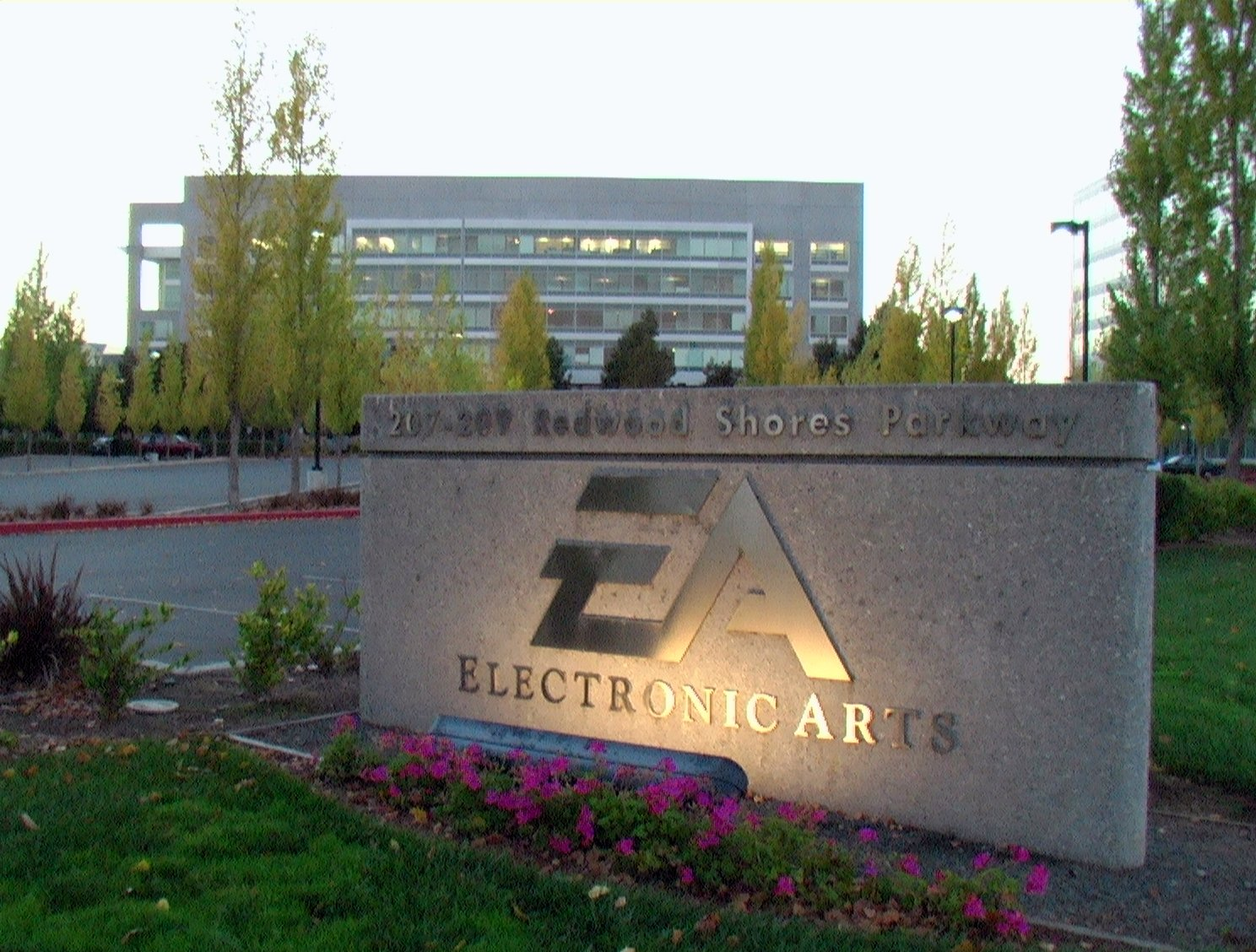 Image result for ea redwood shores