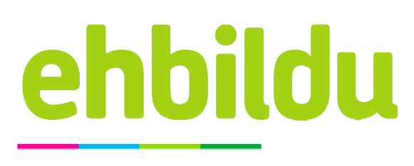 EH Bildu | Cuestionario de afiliación EHBilduLogoBerdea