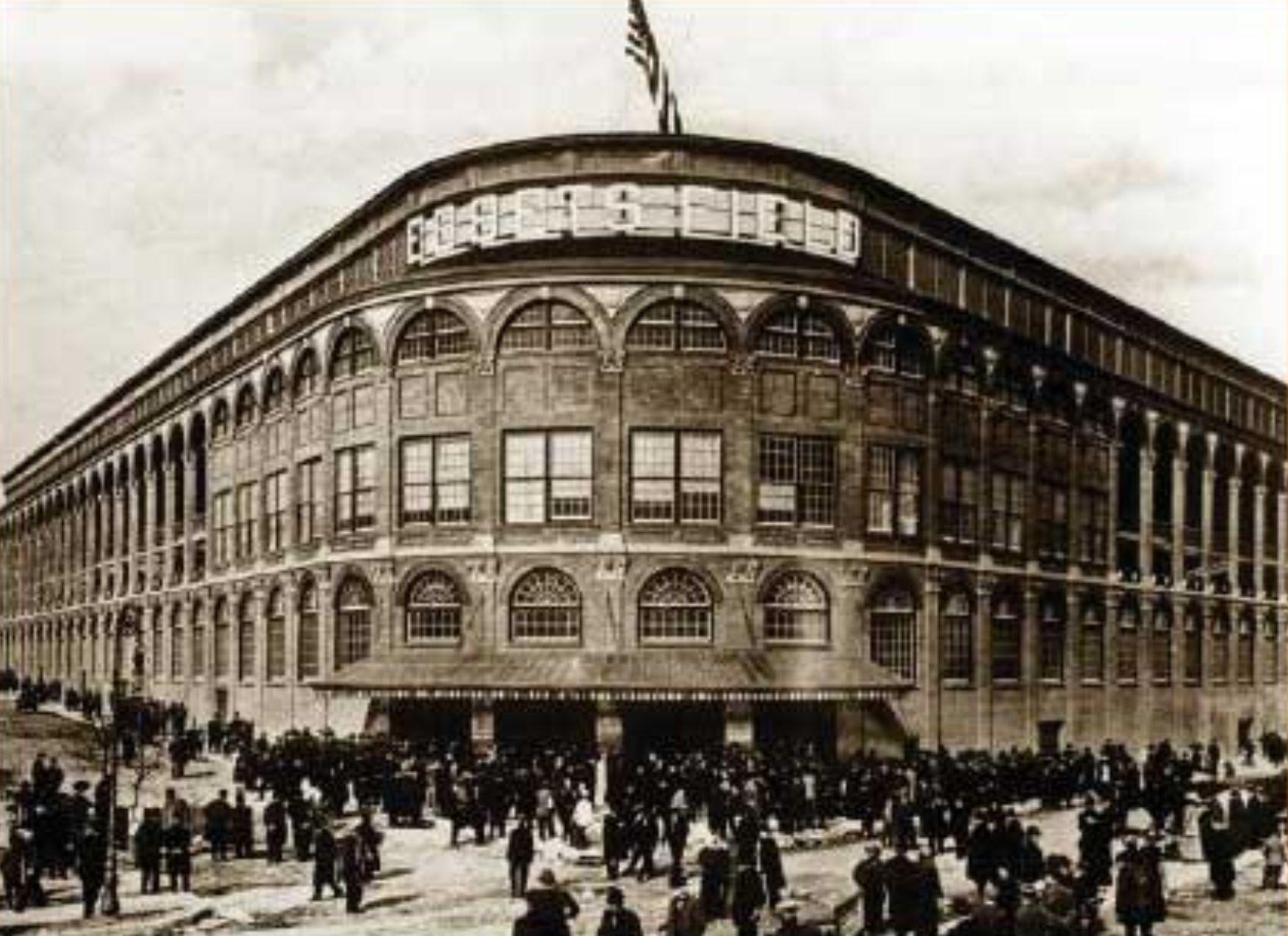 Ebbets Field - Wikipedia