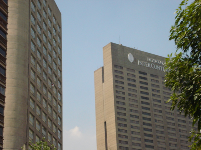 Hotel Nikko Mexico City