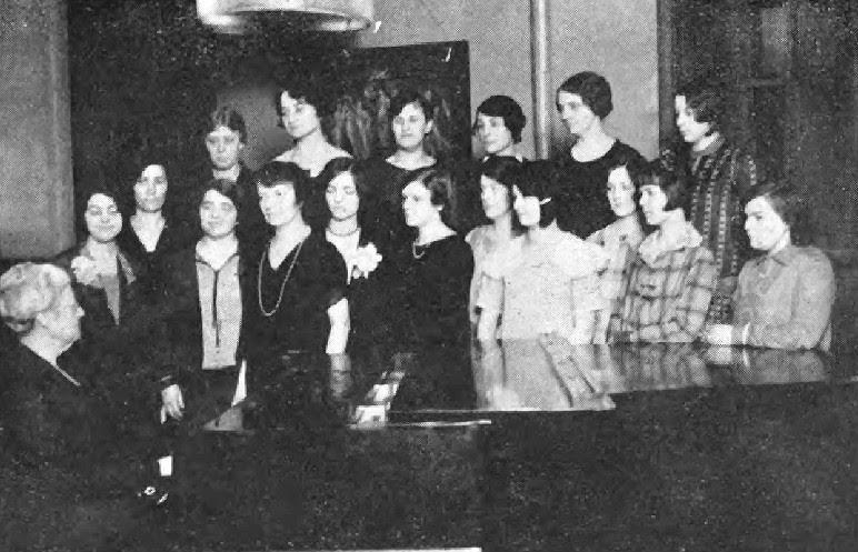 Eleanor Sophia Smith: American composer and music educator