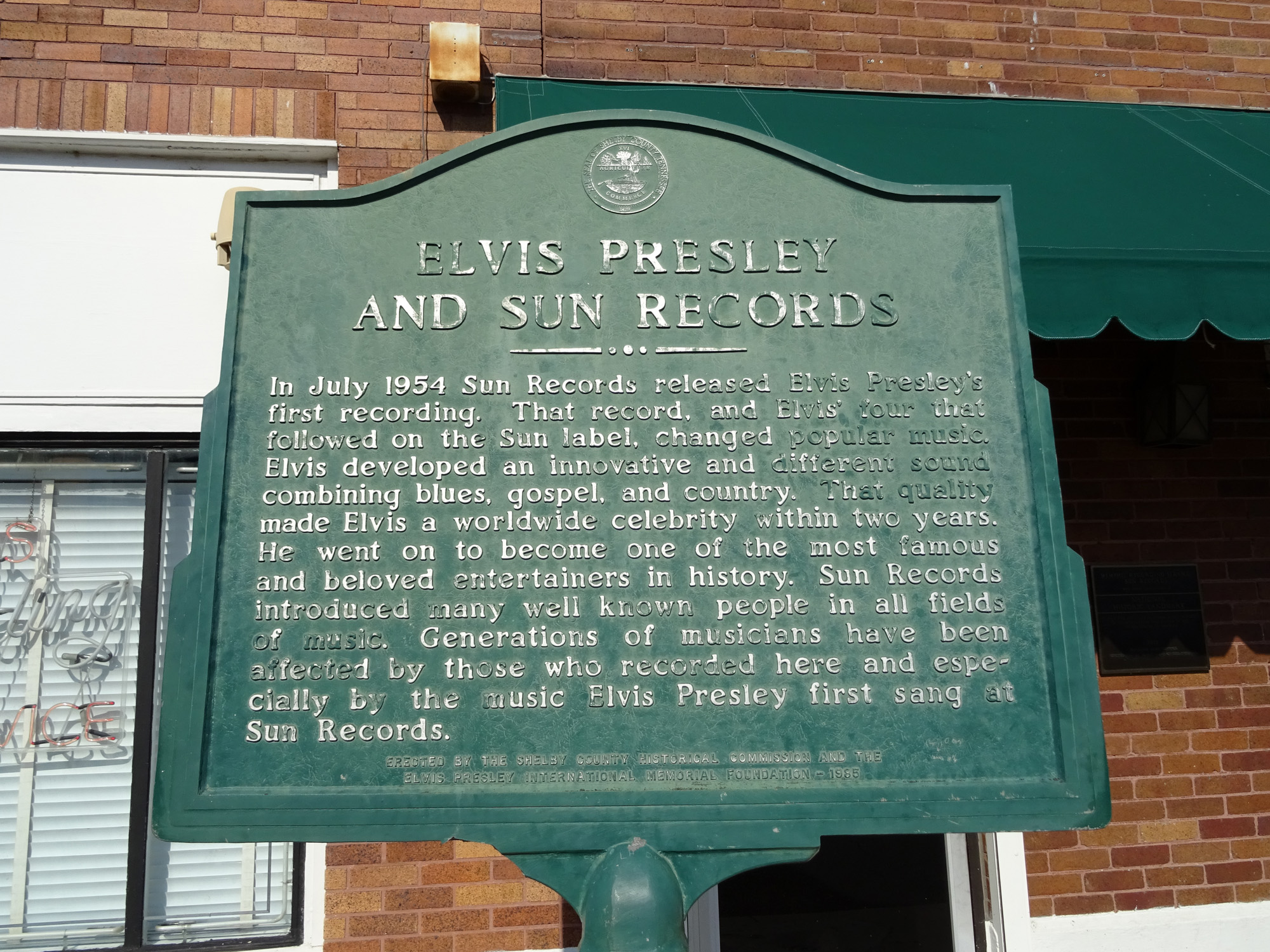 File elvis presley and sun records historical for Classic house records