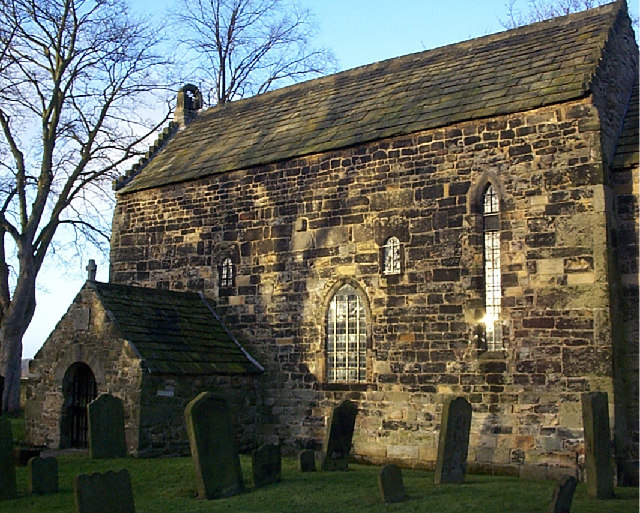 Escomb Saxon Church - geograph.org.uk - 31134