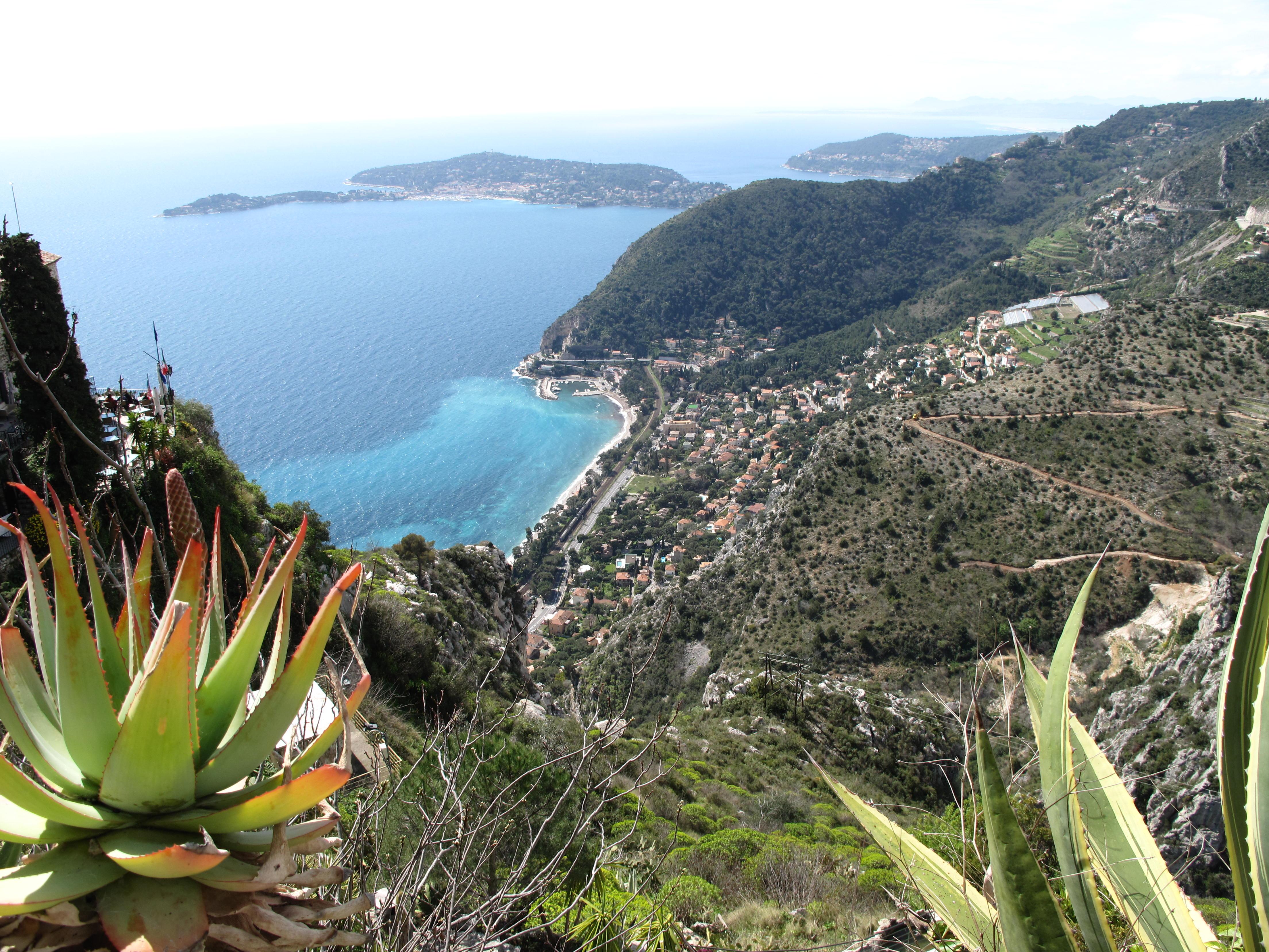 Location Villa Eze Sur Mer