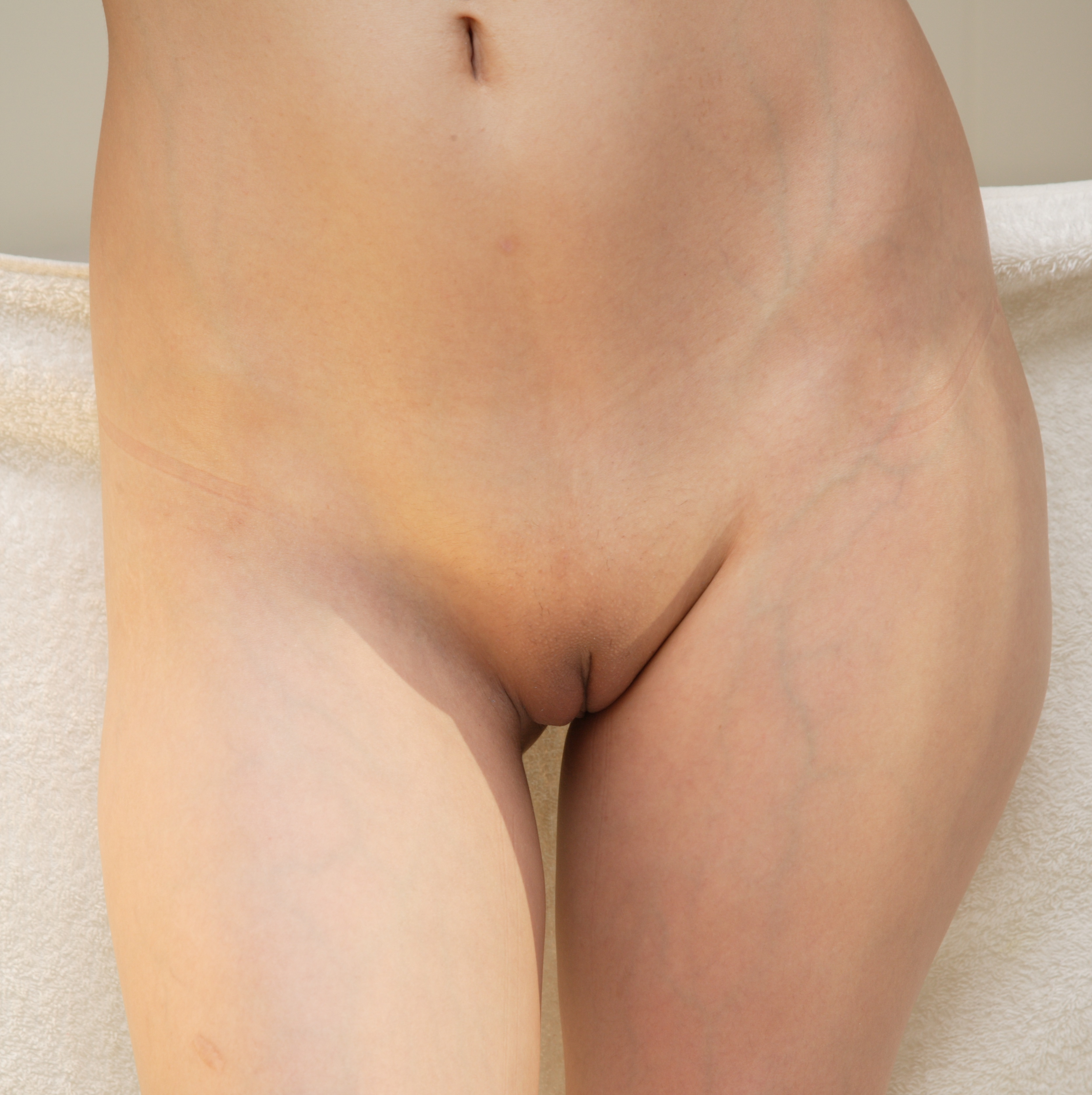 Frontal Nude Women