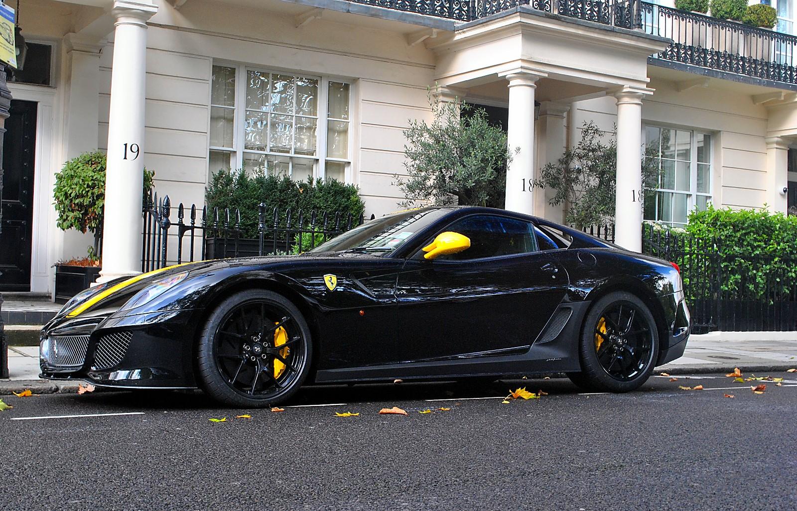 File Ferrari 599 Gto In London Jpg Wikimedia Commons