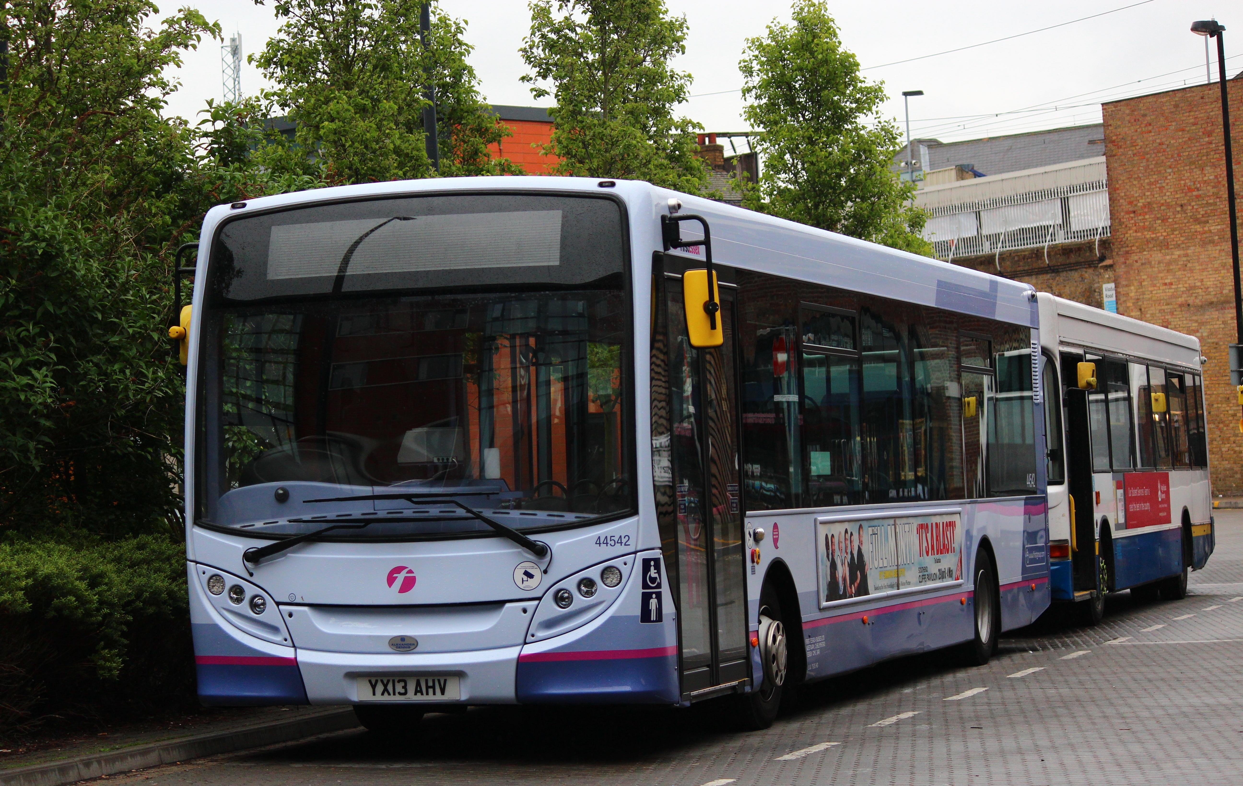 bus pass brentwood essex