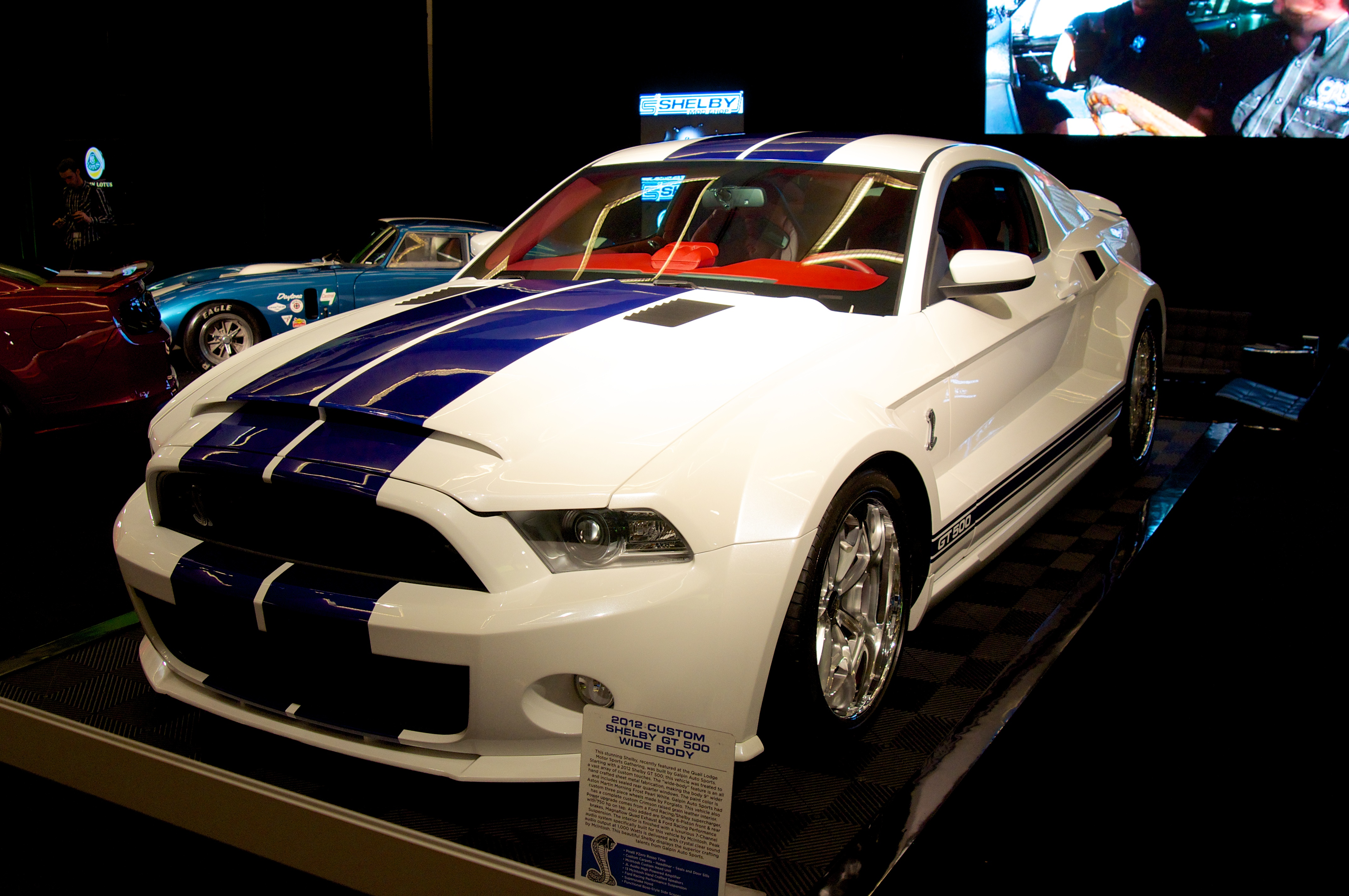 File:Ford Mustang GT500 wide body conversion (8228603209