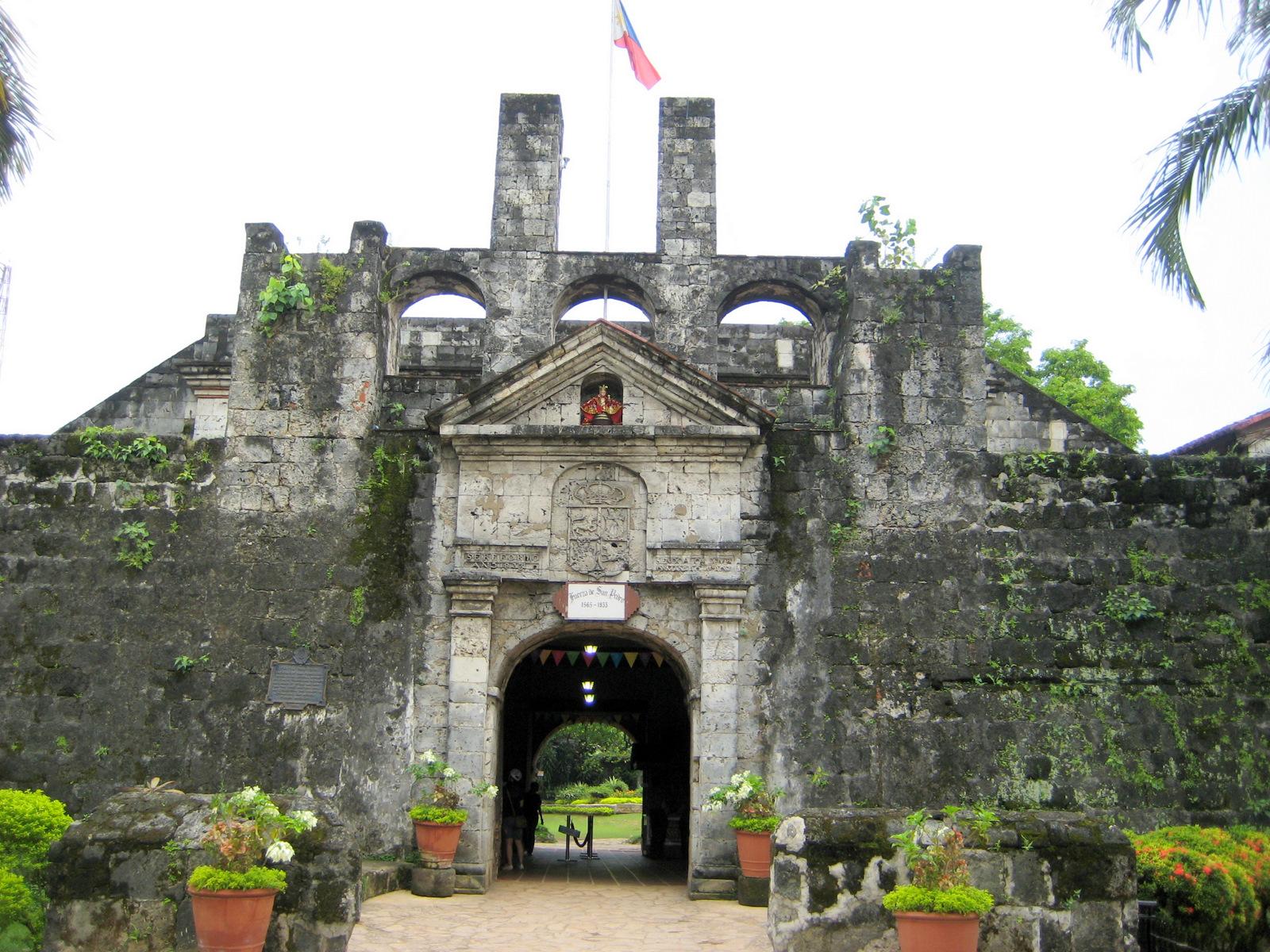 File Fort San Pedro Cebu Wikimedia Commons