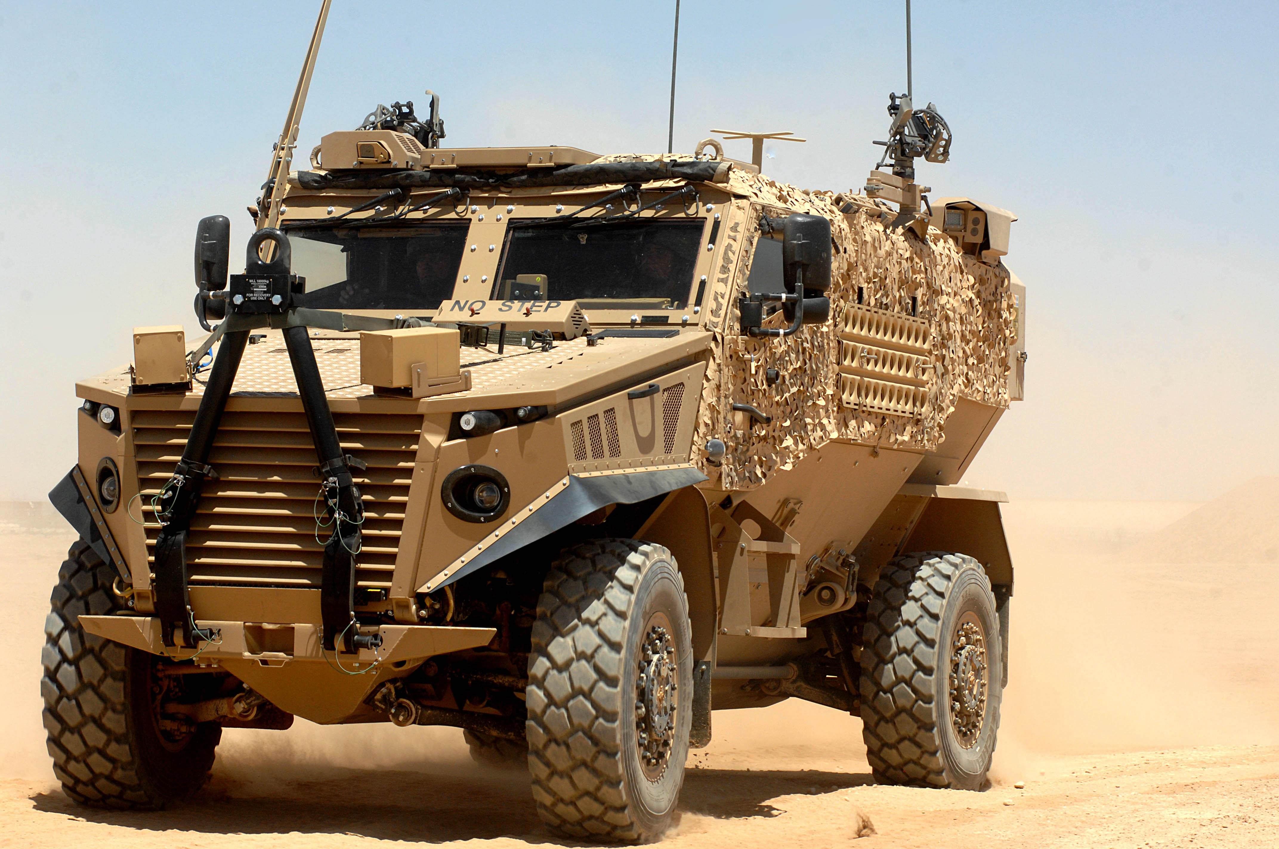 Foxhound_Patrol_Vehicle_in_Afghanistan_MOD_45154019 Great Description About atlas Recovery Tank with Inspiring Images Cars Review