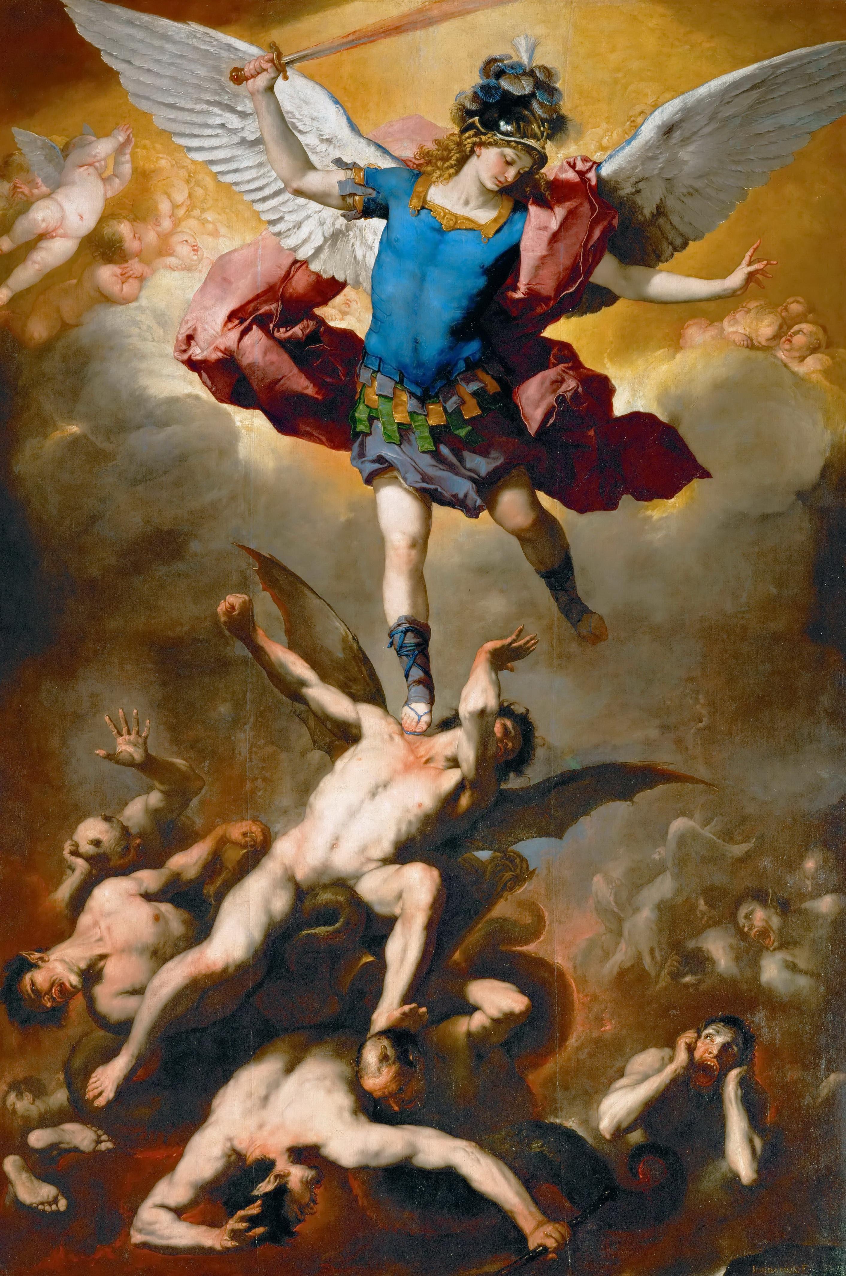 Spiritual warfare - Wikipedia