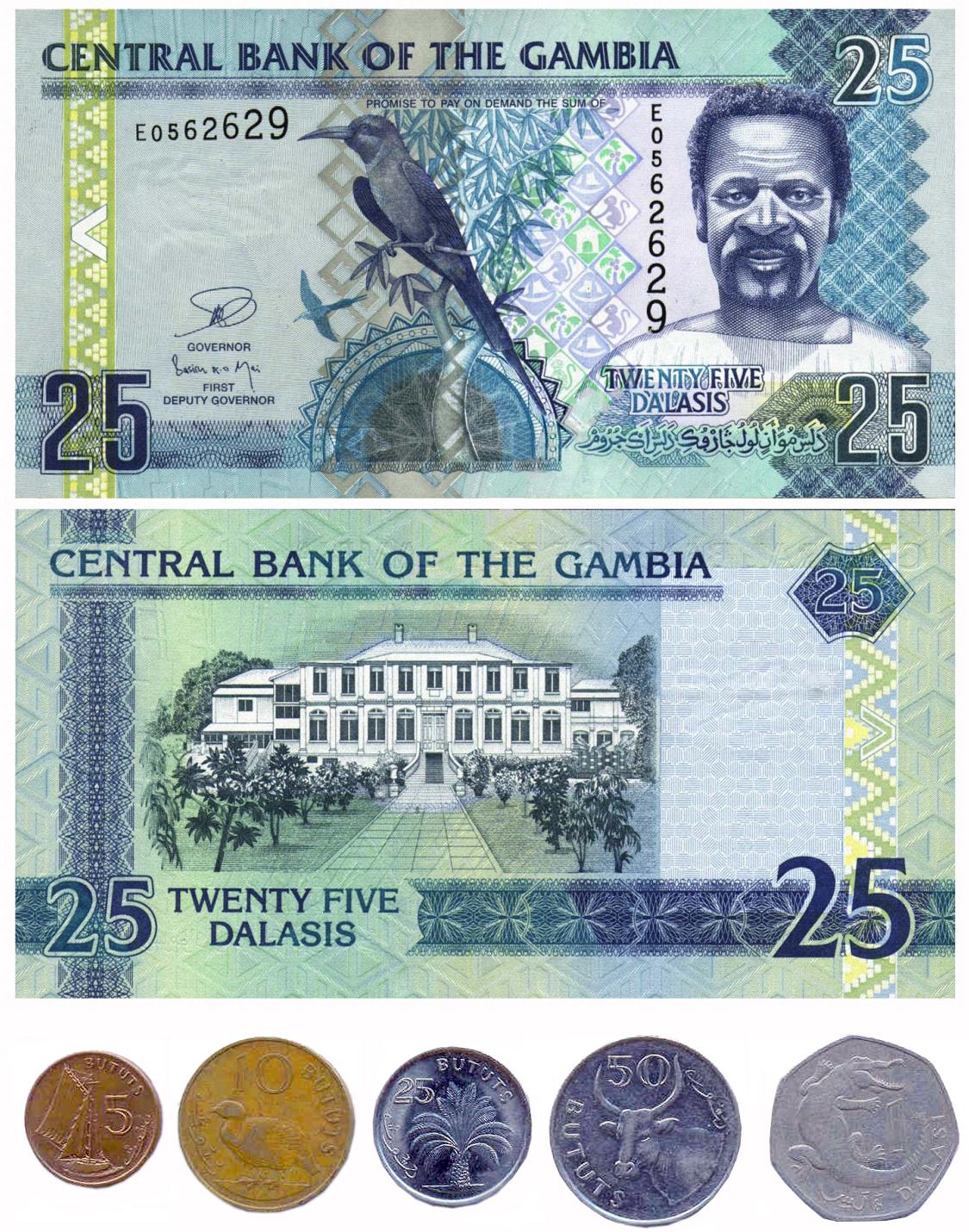 Gambian Dalasi Wikipedia