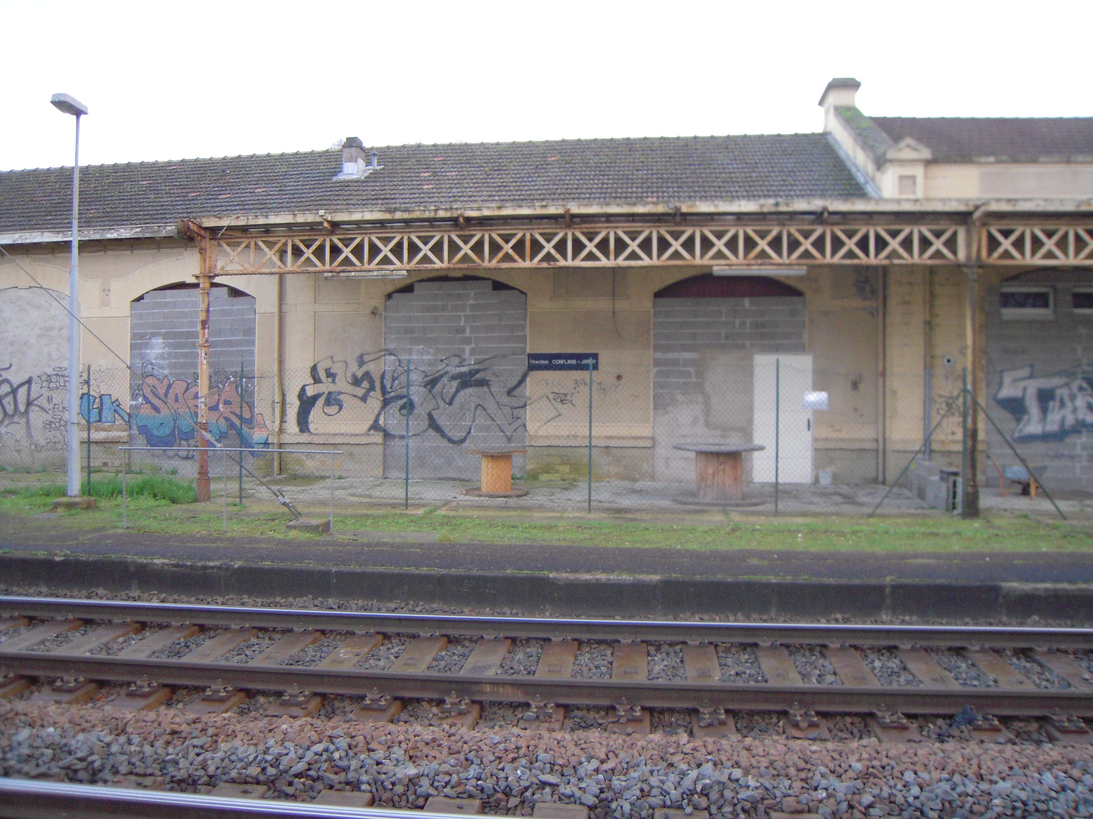 Station Homécourt