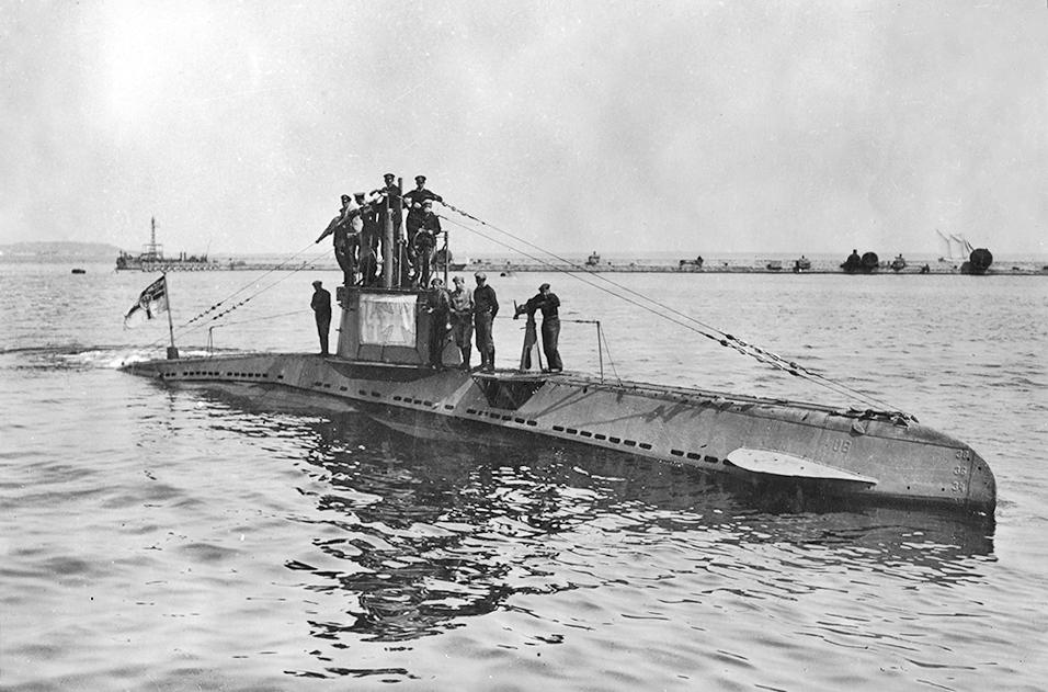 SM UB-14 - Wikipedia