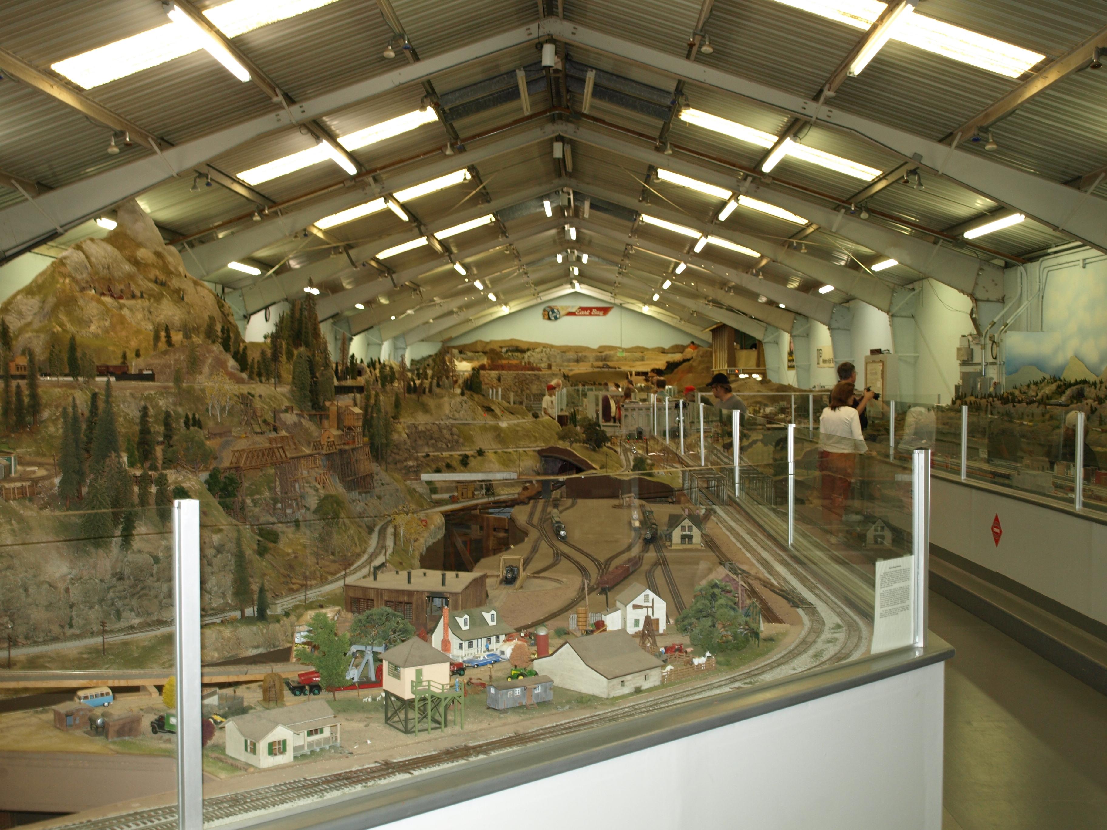 Model railroad museum boston