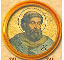 Gregorius III., Papa