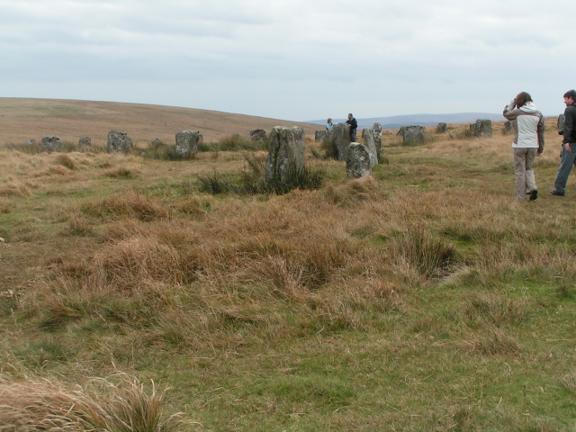 Grey Wethers stone circles - geograph.org.uk - 1542352