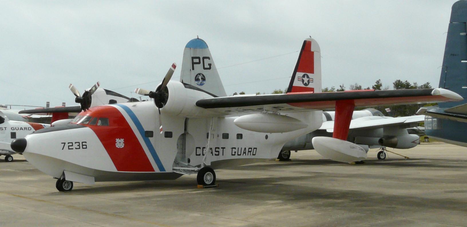 Grumman Hu-16 Albatross - Patricio Hebrero and Gonzalo Avila - Decent Spanish Book