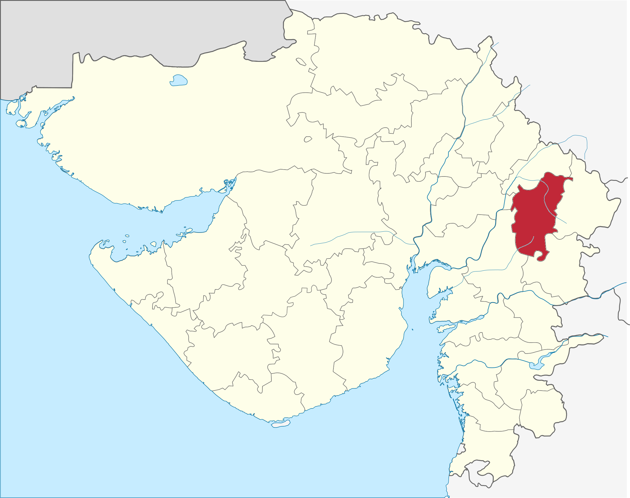 Panchmahal district - Wikipedia