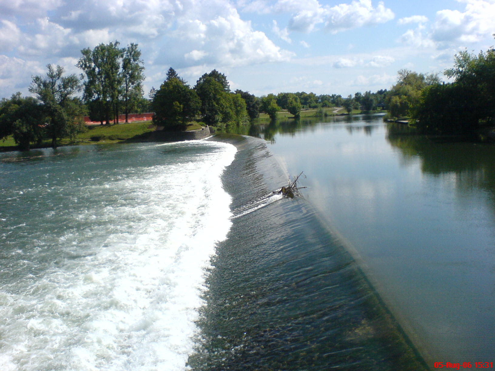 Beschrijving hr karlovac rivier rijeka river korana jpg