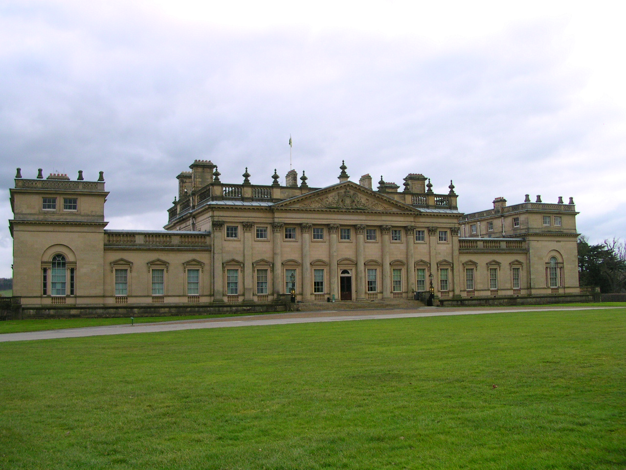 House Pic Simple With Harewood House Image
