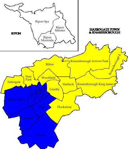 2007 Harrogate Borough Council election Quiz