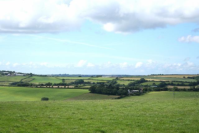 File:High Bickington, towards Lower Chapple - geograph.org.uk - 489189.jpg